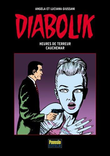 Diabolik T02 par Angela et Luciana Giussani