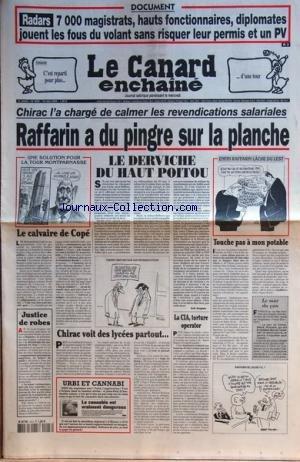 CANARD ENCHAINE (LE) [No 4403] du 16/03/...