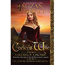 Caelen's Wife, Book Three: A Breath of Promise (The Clan McDunnah Series 3) (English Edition)