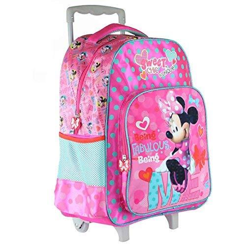 Diakakis zaino scuola, rose (rosa) - 056255
