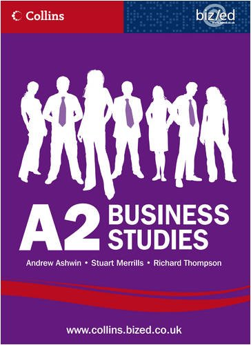 Collins Bized A Level Business – AQA A2 Business Studies for sale  Delivered anywhere in UK