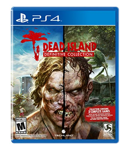 Square Enix Dead Island Definitive Collection PS4 Base+DLC PlayStation 4 videogioco