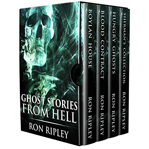 Ghost Stories from Hell: Supernatural Horror with Scary Ghosts & Haunted Houses (English Edition)