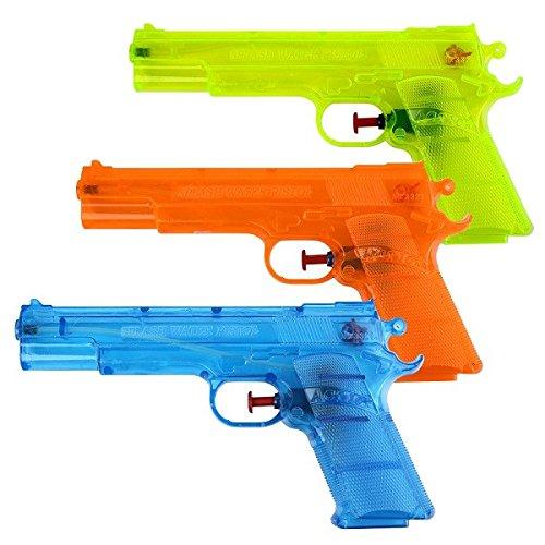 O/s lot de 12 pistolets à eau classique env. 23...