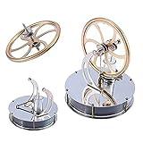 Yosoo Motore Stirling,bassa temperatura motore Stirling,per Giocattolo Educazione Scrivania Tabella Bambini Regalo Amici Famiglie Regalo kit modello Toy