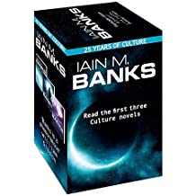 Iain M. Banks 25th anniversary box set: Books 1-3 of the Culture series