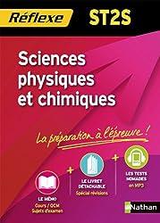 Sciences physiques et chimiques - Bac ST2S