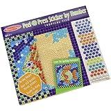 Melissa & Doug Shiny Mosaics (Fish)
