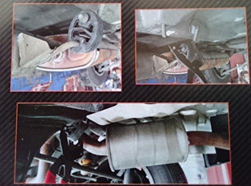 285 mm Long 1066 Exhaust Rubber Hanger Removal Tool Pro Range Werkzueg