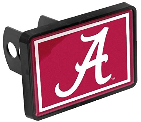 Alabama Crimson Tide A Universal 1-1/4 x 2 Inch Hitch