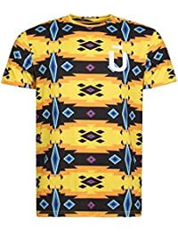 T-Shirt Unkut Native Jaune