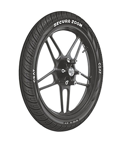 ceat zoom p69.85/100 - 17 bias tube-type bike tyre, front Ceat Zoom P69.85/100 – 17 Bias Tube-Type Bike Tyre, Front 51StyfiKRWL