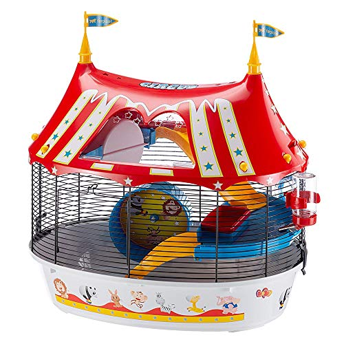meilleure cage hamster