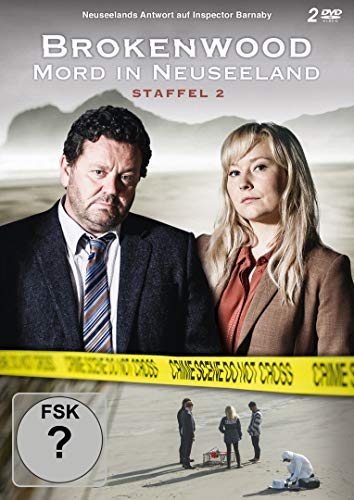 Brokenwood - Mord in Neuseeland - Staffel 2 [2 DVDs]