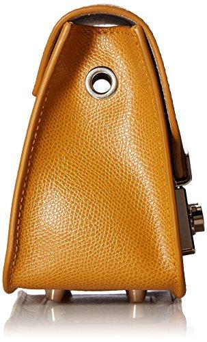 FURLA - Metropolis Mini Crossbody, Borsa a tracolla donna Yellow (Zafferano B)