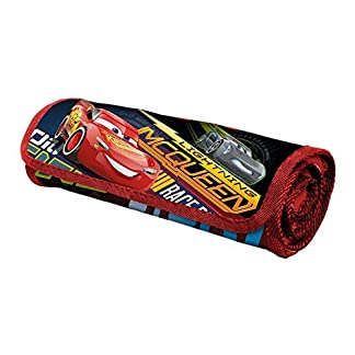 Karactermania Cars 3 Race Estuches, 61 cm, Rojo