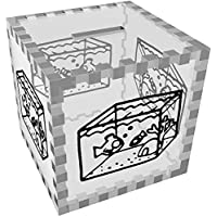 Preisvergleich für Azeeda 'Aquarium' Klar Sparbüchse / Spardose (MB00054457)