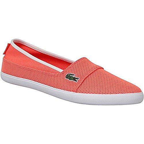 Lacoste Marice Senhoras Caw10372k9 Sapatos, Laranja