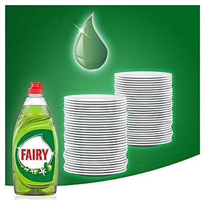 Fairy Clean & Fresh Washing Up Liquid Apple Orchard, 520 ml