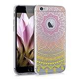 kwmobile Funda para Apple iPhone 6 / 6S - Case para móvil en TPU silicona - Cover trasero Diseño...