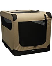 AmazonBasics Folding Soft Dog Crate