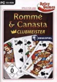Romme und Canasta - Clubmeister [Importación