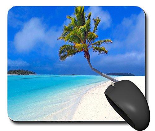 Preisvergleich Produktbild Mausp0821 Mauspad Urlaub Meer Karibik Segeln 2 Mausunterlage Mausmatte Mousepad Pc Computer NEU