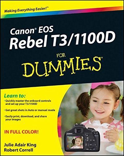 canon-eos-rebel-t3-1100d-for-dummies