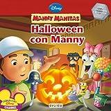Manny Manitas. Halloween con Manny: Libro con solapas y actividades (Manny Manitas / Libros con solapas)
