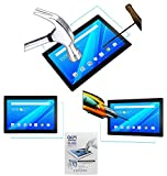 #7: ACM Tempered Glass Screenguard for Lenovo Tab 4 10 Screen Guard Scratch Protector