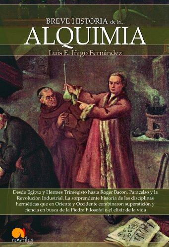 Breve historia de la alquimia por Luis Enrique Íñigo Fernández