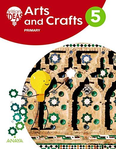 Arts and Crafts 5 Pupil's Book (BRILLIANT IDEAS)