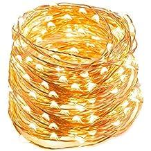 Salcar LED colorati corda leggera a 10 metri / 33