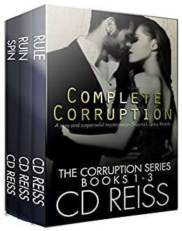 Complete Corruption: (Complete Mafia Romance Series) by [Reiss, CD]