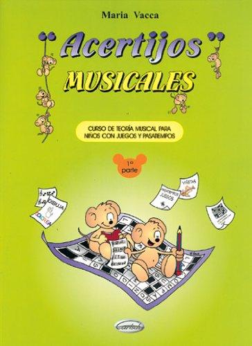 VACCA M. - Acertijos Musicales