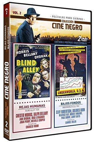 Blind Alley + Underworld U.S.A . (COLECCIÓN CINE NEGRO -, Spanien Import, siehe Details für Sprachen)