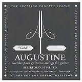 Augustine Gold Label cuerda sola RE (D4) para guitarra clásica-tensión ligera