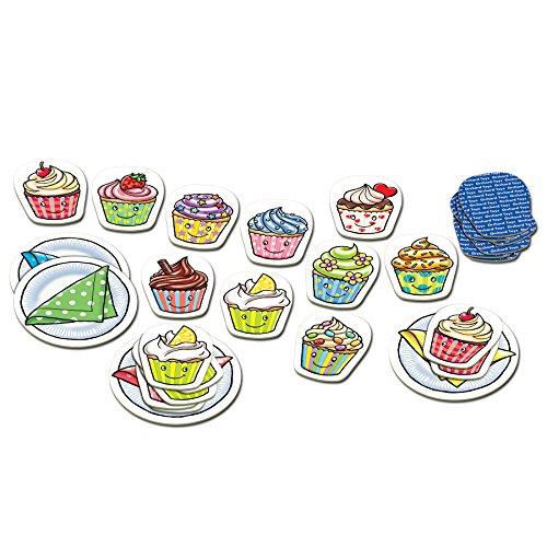 Imagen principal de Orchard Toys Where's My Cupcake? - Juego de memoria, diseño de cupcakes