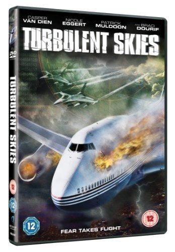 Turbulent Skies [DVD] by Casper Van Dien