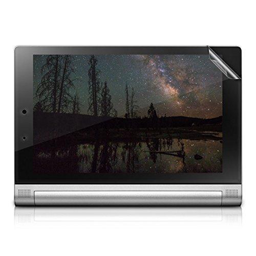 kwmobile Folie für Lenovo Yoga Tablet 2 10 1050 - klare Tablet Displayschutzfolie Crystal Clear Displayschutz kristallklar Displayfolie Schutzfolie
