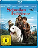 DVD Cover 'Sebastian und die Feuerretter [Blu-ray]