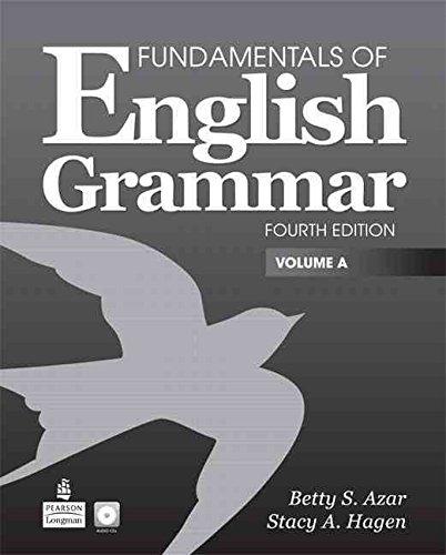 A Fundamentals of English Grammar, Volume por Betty Schrampfer Azar