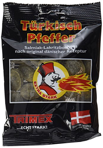 Trimex Türkisch Pfeffer, 5er Pack (5 x 100 - Lakritz Original