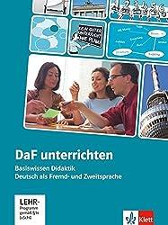 DaF unterrichten: Basiswissen Didaktik Deutsch als Fremd- und Zweitsprache mit CD-ROM. Buch + DVD-Video