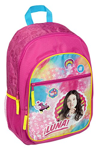 Undercover SORN7804 - Handtasche, Disney Soy Luna, ca. 33 x 23 x 10 cm Schulrucksack