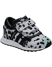 sports shoes 8a414 f839a Adidas - Adidas Los Angeles Cf I Scarpa Sportiva Bambina - Nero, 24