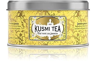Kusmi Tea - Thé vert au jasmin - Boîte métal 125g