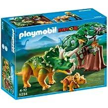 Playmobil - Triceratops con bebé (5234)