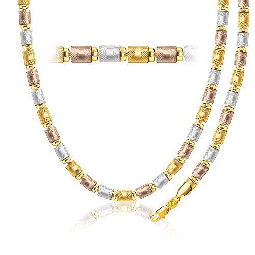 high-quality-fashion-18k-gold-rose-platinum-plated-special-three-color-necklace-bracelet-for-women-m