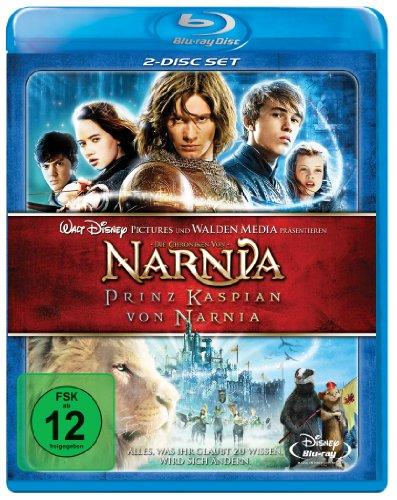 Bild von Die Chroniken von Narnia - Prinz Kaspian von Narnia [Blu-ray]